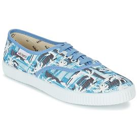 Lage Sneakers Victoria INGLES PALMERAS