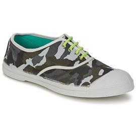 Lage Sneakers Bensimon TENNIS CAMOFLUO
