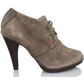 Low Boots Pepe jeans BROWN HI HEEL