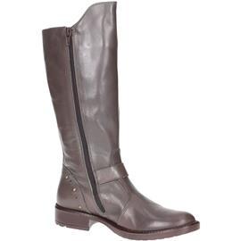 sneakers Liu Jo UA201734 Boots Women Taupe
