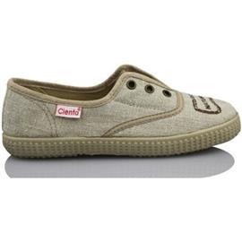 Lage Sneakers Cienta NATURAL ELASTICO