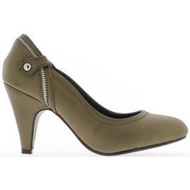 Pumps Chaussmoi Bruine schoenen tot 9cm hak
