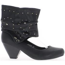 Pumps Chaussmoi Zwarte hiel maten schoenen 5.5 cm