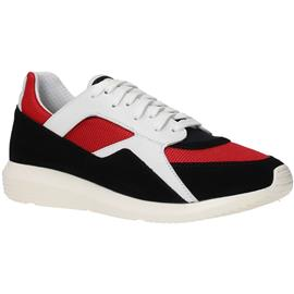 sneakers Bikkembergs BKE107980 Sneakers Men Red/White/Black