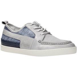 sneakers Bikkembergs BKE107806 Loafers Men Grey/Denim