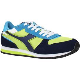 sneakers Diadora 101.170241 Sneakers Men Lime/Punch/Estate Blu