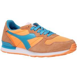 sneakers Diadora 501.159886 Sneakers Men Orange Fluo/Cyan Blue Flu