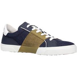 sneakers Bikkembergs BKE108445 Sneakers Men Blu/Gold