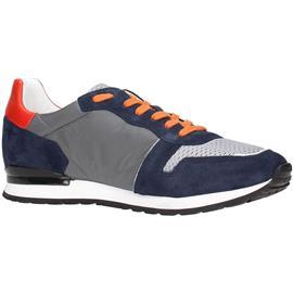 sneakers Bikkembergs BKE108407 Sneakers Men Blu/Grey/Orange