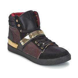 Hoge Sneakers SuperTrash GOLDY