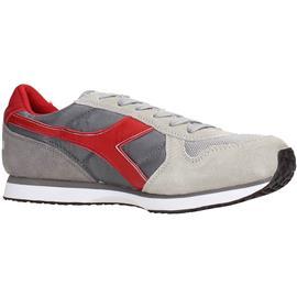 sneakers Diadora 101.170823 Sneakers Men Gray Ash Dust/Chili Peppe