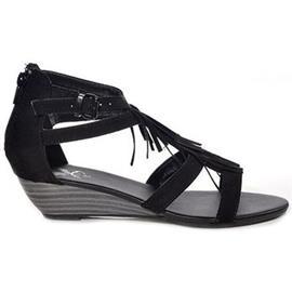 Sandalen Pearlz Zwart Sandaal 4046117001
