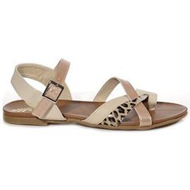 Sandalen Pearlz Beige Sandaal 4046101501