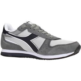 sneakers Diadora 101.170241/AI Sneakers Men Aluminum/Blue Nights