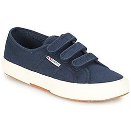 Lage Sneakers Superga 2750 COT3 VEL U