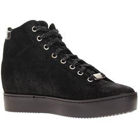 sneakers Liu Jo S66031 Sneakers Women NERO METALLIZZATO