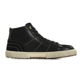 Sneakers Pantofola d'Oro Teco Pelliccia Mid Black