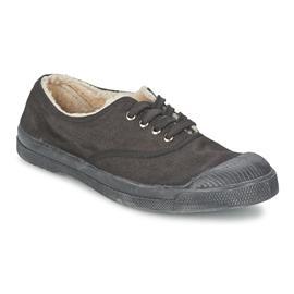 Lage Sneakers Bensimon TENNIS FOURREES