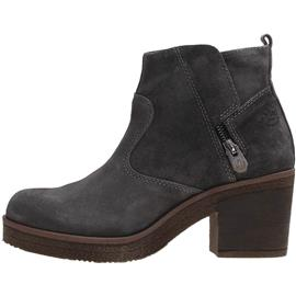Enkellaarsjes Lumberjack SW17901-001 Ankle Boot Women GRIGIO