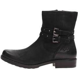 Enkellaarsjes Lumberjack SW23701-001 Ankle Boot Women NERO