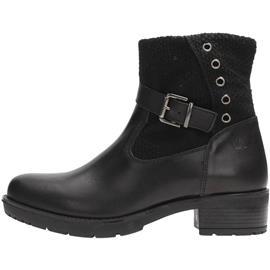 Enkellaarsjes Lumberjack SW18001-001 Ankle Boot Women NERO