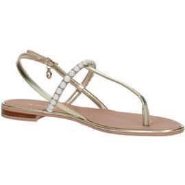 Sandalen Guess FLHE12-ELE21 Sandal Women WHITE
