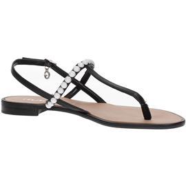 Sandalen Guess FLHE12-ELE21 Sandal Women BLACK