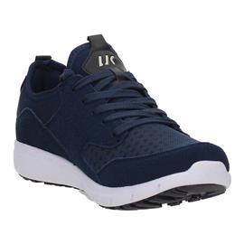 sneakers Lumberjack SM25005-002 N55 Sneakers Men JEANS/BLACK