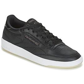 Lage Sneakers Reebok Classic CLUB C 85 LTHR
