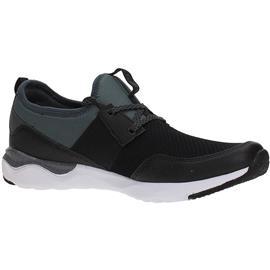 sneakers Lumberjack SM30305-002 M17 Sneakers Men BLACK/DK GREY