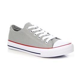 sneakers Wishot Szare Pó?trampki