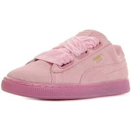 Lage Sneakers Puma Suede Heart Reset Wns