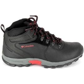 Hoge Sneakers Columbia Newton Ridge Jr Noir