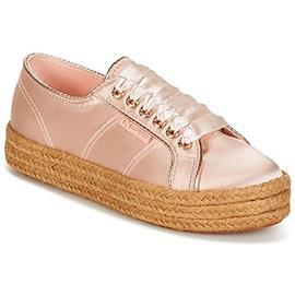 Lage Sneakers Superga 2730 SATIN COTMETROPE W