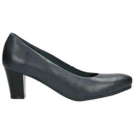 Pumps Wolky 09989 City - 20800 blauw leer
