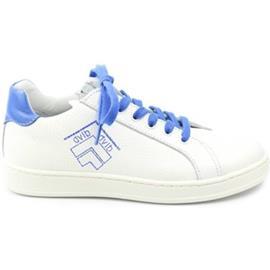 Lage Sneakers Develab JONGENS sneaker 41633 wit
