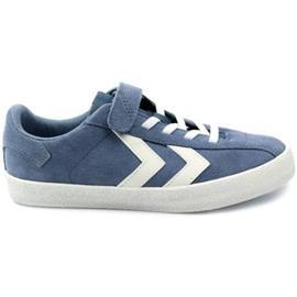 Lage Sneakers Hummel JONGENS sneaker 164000 blauw