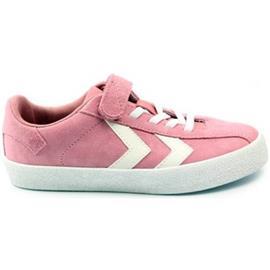 Lage Sneakers Hummel MEISJES sneaker 164000 roze