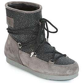 Snowboots Moon Boot FAR SIDE LOW SUEDE GLITTER