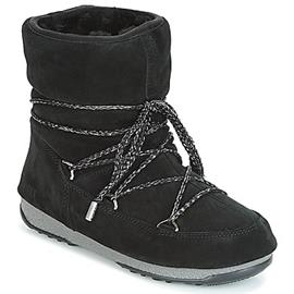 Snowboots Moon Boot LOW SUEDE WP