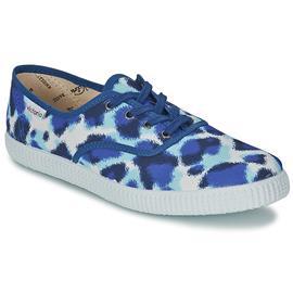 sneakers Victoria INGLESA ESTAMP HUELLA TIGRE