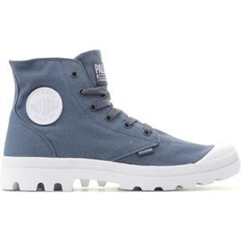 Hoge Sneakers Palladium Blanc Hi 72886-432-M