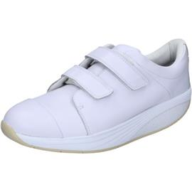 Lage Sneakers Mbt sneakers bianco pelle performance BX887