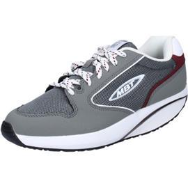 Lage Sneakers Mbt sneakers grigio tessuto pelle performance BX890