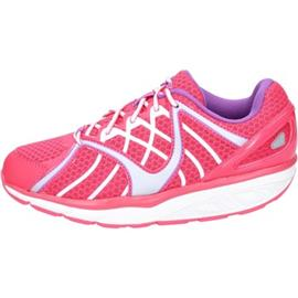 Lage Sneakers Mbt sneakers rosa tessuto dynamic BX895