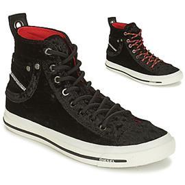 Hoge Sneakers Diesel EXPOSURE IV W