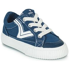 Lage Sneakers Victoria TRIBU LONA RETRO