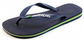 Havaianas slippers Brasil Logo Blauw HAV24