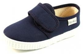 Fitz Kitz online klittenband schoenen 58000 Blauw FIT19