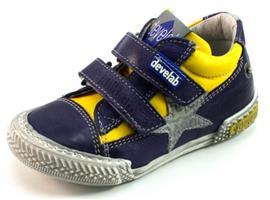 Develab klittenbandschoenen 44031 Blauw DEV18